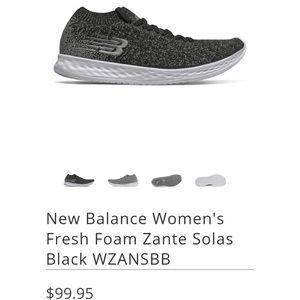 Never used women New Balance size 9